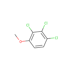 Benzene, 1,2,3-trichloro-4-methoxy-