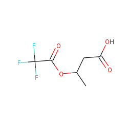 (+-)-3-hydroxybutyric acid, trifluoroacetate