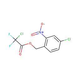 4-Chloro-2-nitrobenzyl alcohol, chlorodifluoroacetate