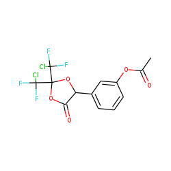 Mandelic acid, 3-hydroxy, DCTFA-acetate