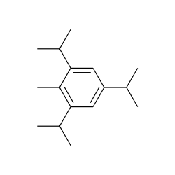 1,3,5-Triisopropyl-2-methylbenzene
