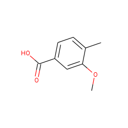 Benzoic acid, 3-methoxy-4-methyl-