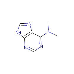 1H-Purin-6-amine, N,N-dimethyl-