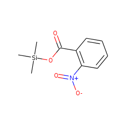 Trimethylsilyl 2-nitrobenzate