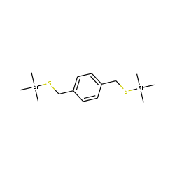 1,4-Benzenedimethanethiol, s,s'-bis(trimethylsilyl)-