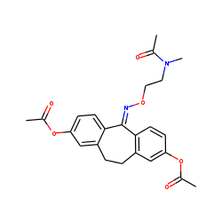 Noxiptyline M(Nor-di-HO), diacetylated