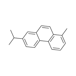 Phenanthrene, 1-methyl-7-(1-methylethyl)-