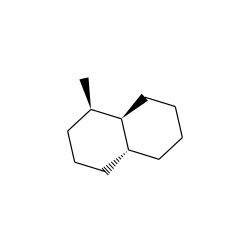 trans-Decalin, 1a-methyl