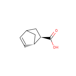Exo-bicyclo(2.2.1)hept-5-ene-2-carboxylic acid