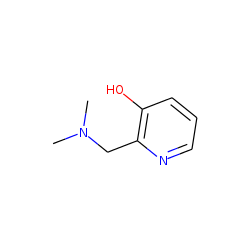 2-(Dimethylaminomethyl)-3-hydroxypyridine
