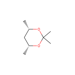 cis-2,2,4,6-Tetramethyl-1,3-dioxane