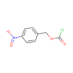 Carbonochloridic acid, (4-nitrophenyl)methyl ester