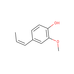 Phenol, 2-methoxy-4-(1-propenyl)-, (Z)-