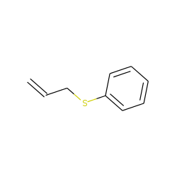 Allylphenyl sulfide