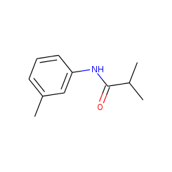 Propanamide, N-(3-methylphenyl)-2-methyl-