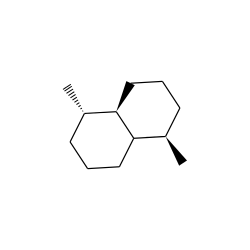 trans,cis,trans-Bicyclo[4.4.0]decane, 2,7-dimethyl