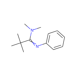 N,N-Dimethyl-N'-phenyl-pivalamidine