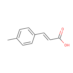 P-methylcinnamic acid