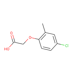 [(4-Chloro-o-tolyl)oxy]acetic acid