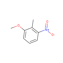 Benzene, 1-methoxy-2-methyl-3-nitro-