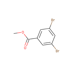 Methyl 3,5-dibromobenzoate