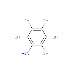 Benzen-d5-amine (CAS 4165-61-1) - Chemical & Physical