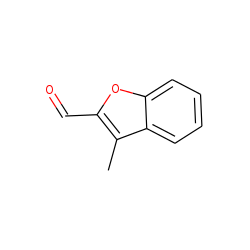 2-Benzofurancarboxaldehyde, 3-methyl-