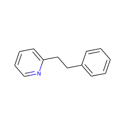 2-(2-Phenylethyl)pyridine