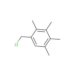 1,2,3,4-Tetramethyl-5-(chloromethyl)benzene