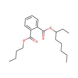 Phthalic acid, butyl oct-3-yl ester