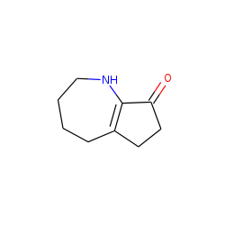 2,3,4,5,6,7-hexahydro-cyclopent[b]azepin-8(1H)-one