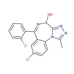 Triazolam M (hydroxy-)