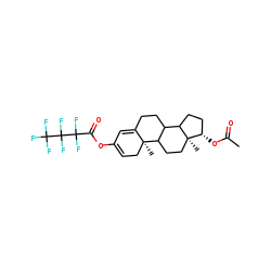 Epi-testosterone, 3-HFB, 17«beta»-Ac