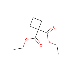 Diethyl 1,1-cyclobutanedicarboxylate.