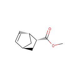 Bicyclo[2.2.1]hept-5-ene-2-carboxylic acid, methyl ester, exo-