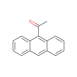 Chemical Properties Of Ethanone 1 9 Anthracenyl CAS 784 04 3