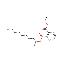 Phthalic acid, dec-2-yl ethyl ester