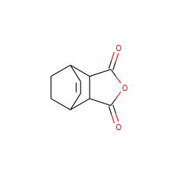 cis-Bicyclo[2.2.2]oct-5-en-2,3-dicarboxylic acid, anhydride