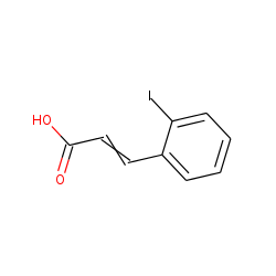 2-Iodocinnamic acid