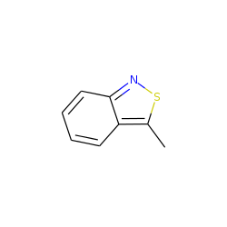 1,2-Benzoisothiazole, 3-methyl