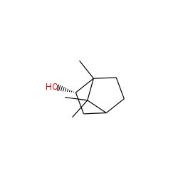 Bicyclo[2.2.1]heptan-2-ol, 1,7,7-trimethyl-, (1S-endo)-