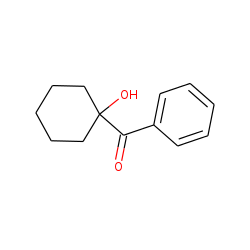 Methanone, (1-hydroxycyclohexyl)phenyl-