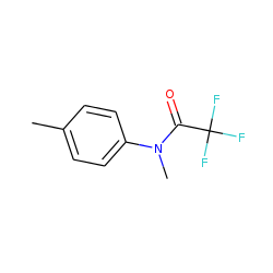 Trifluoroacetamide, n-methyl-n-(4-methylphenyl)-