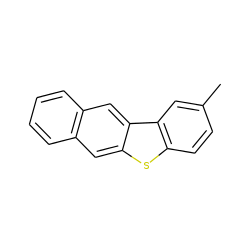 Benzo[b]naphtho[2,3-d]thiophene, 2-methyl