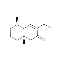 13-nor-cis-Eudesm-6-en-8-one