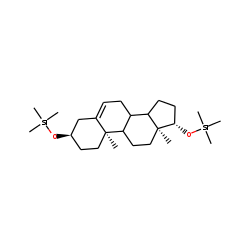 5-Androsten-3-«alpha»,17-«beta»-diol, TMS
