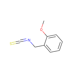 2-Methoxybenzyl isothiocyanate