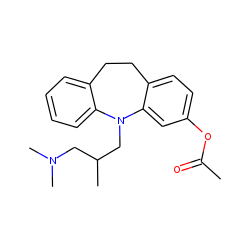 Trimipramime M(HO), acetylated
