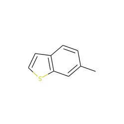 Benzo[b]thiophene, 6-methyl-