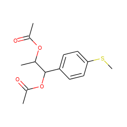 4-Methylthioamphetamine-M (HO-) diacetlyated